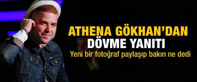 Athena Gökhan'dan yeni bir fotoğraf daha!