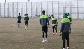 Atiker Konyaspor, antrenör Ömerovic yönetiminde çalıştı