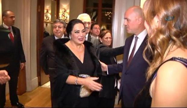 Atinada Türkan Sultanlı kutlama