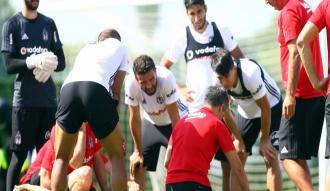 Beşiktaş'ta Atınç Nukan sakatlandı