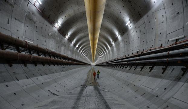 Avrasya Tünelinin açılışına sayılı günler kaldı