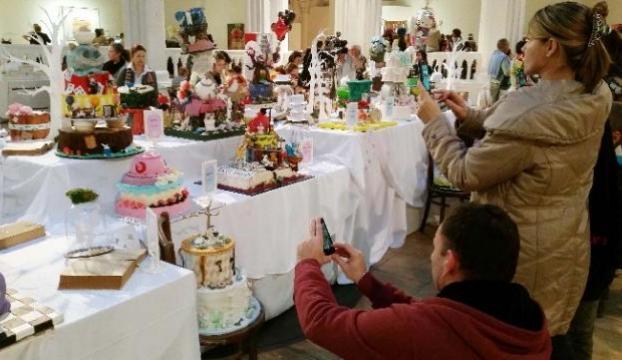Avrupanın ilk pasta festivali