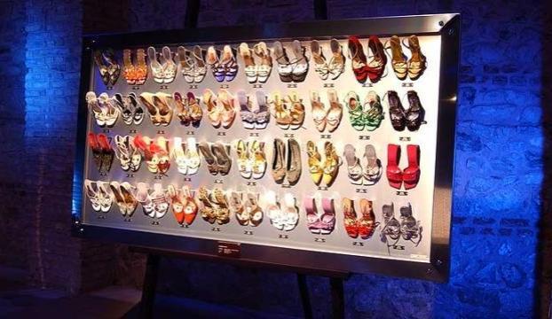 Sosyetenin ayakkabıları Contemporary İstanbulda