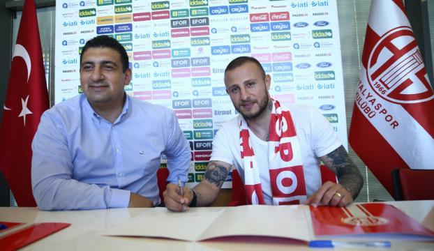 Antalyasporda transfer!