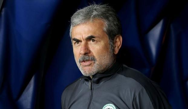 """Aykut Kocaman, Konyaspor yönetiminin """"devam"""" kararını değerlendirdi:"""