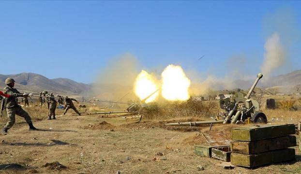 Azerbaycan ve Ermenistan arasında Dağlık Karabağda ateşkes ilan edildi
