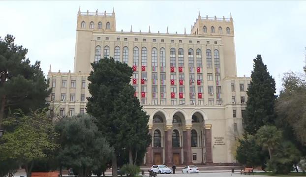 "Azerbaycanda ""savaş hali"" feshedildi"