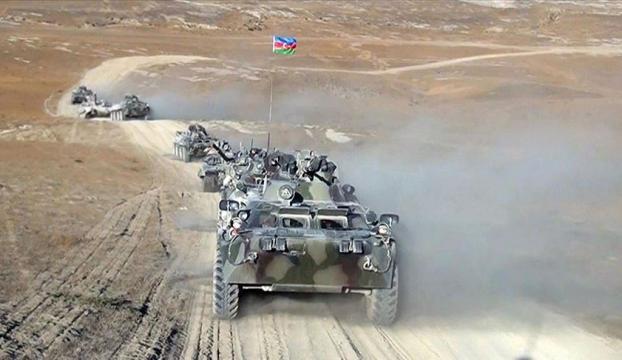Azerbaycan ordusu, 8 köyü Ermenistanın işgalinden kurtardı