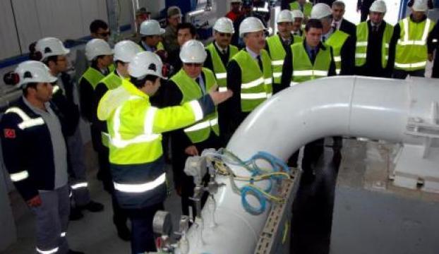 Azerbaycandan bu yıl 5.2 milyar metreküp doğalgaz aldık
