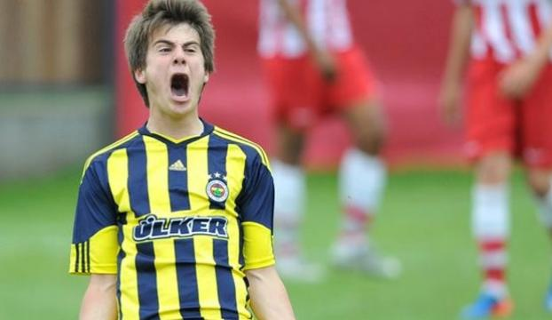 Genç yetenek A takım formasıyla 3 gol attı