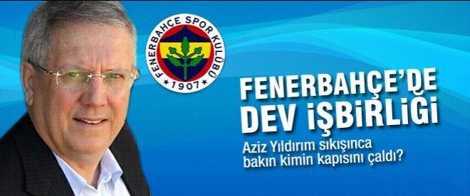 Fenerbahçe'de UEFA için büyük işbirliği!