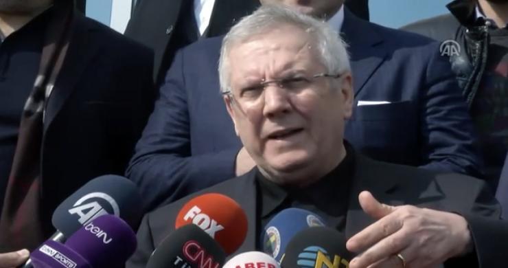 Aziz Yıldırım : Türkiye Futbol Federasyonu nerede?