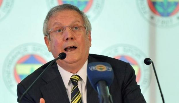 """Aziz Yıldırım: """"Fenerbahçe her yıl inceleniyor"""""""