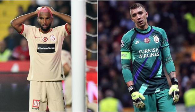 Galatasaraydan Muslera ve Babelin sağlık durumlarıyla ilgili açıklama