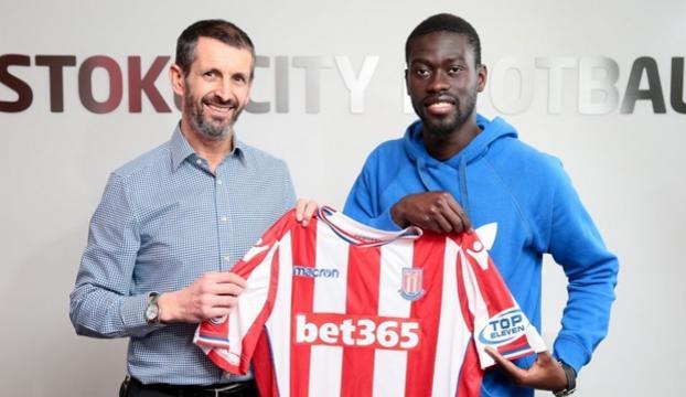 Ndiaye, resmen Stoke Cityde