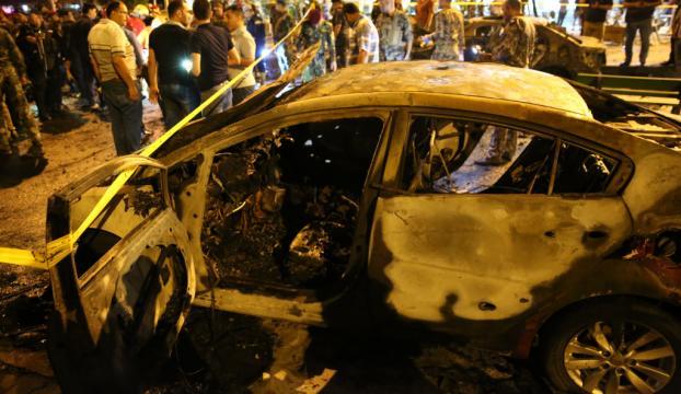 Bağdatta bombalı saldırı: 11 ölü, 50 yaralı
