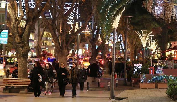 Bağdat Cadddesinde mağazaların yüzde 80i doldu