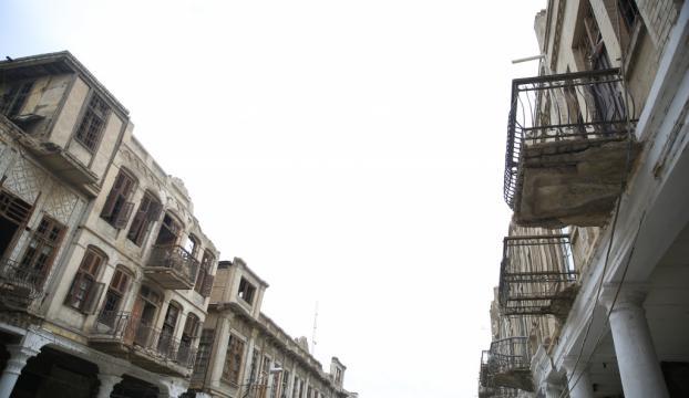 Bağdatta zamana direnen tarihi binalar bakıma muhtaç