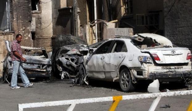 Bağdatta intihar saldırı: 8 ölü, 11 yaralı