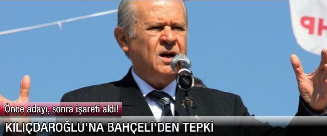 Bahçeli'den Kılıçdaroğlu'na çok sert tepki: Gafil!