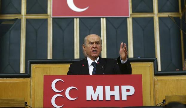 MHP Genel Başkanı Bahçeli: Almanya kendini bilecek