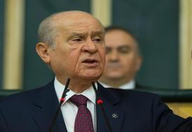 MHP Genel Başkanı Bahçeli'den, 103 emekli amiralin açıklamasına tepki