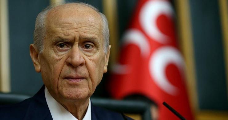 """MHP Genel Başkanı Bahçeli'den """"laiklik"""" açıklaması"""