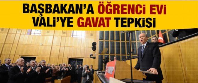 Devlet Bahçeli: Başbakan engelleyemeyecek
