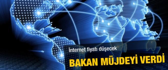 İnternet kullanıcılarına müjde!