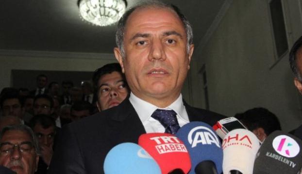 """Bakan Aladan """"şehit"""" açıklaması"""