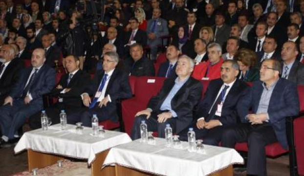 Bakan Cevdet Yılmaz, Elazığ Kalkınma Kurultayına katıldı
