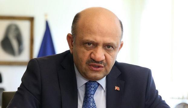 Milli Savunma Bakanı Işıktan Hollandaya tepki