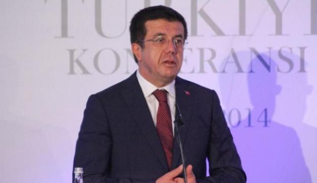 """Ekonomi Bakanı Nihat Zeybekci: """"Tarihi bir anlaşmaydı"""""""