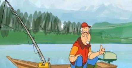 Balık tutmak çok kolay