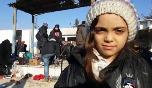 Halepin sesini dünyaya duyuran Bana tahliye edildi