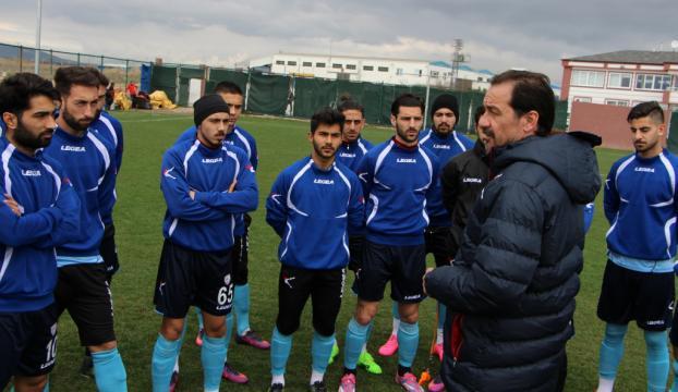 Bandırmasporda Manisaspor maçı hazırlıkları