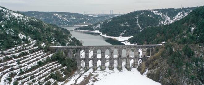 İstanbulun barajlarındaki su seviyesi yüzde 57,63e ulaştı
