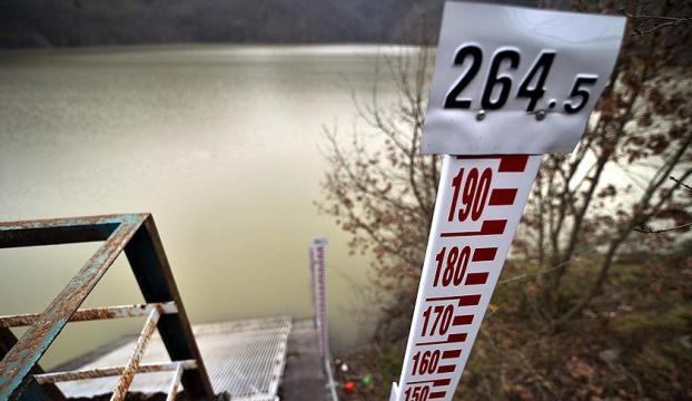 Kar yağışıyla İstanbulun barajlarındaki su seviyesini yüzde 30a yükseldi
