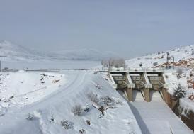 Kar yağışı İstanbul'un barajlarına yaradı