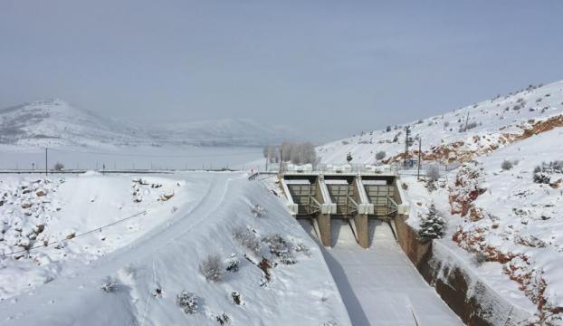 Kar İstanbulun barajlarını doldurdu