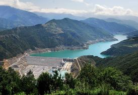 Barajlardaki doluluk oranları