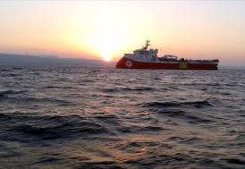 Barbaros Hayreddin Paşa sismik araştırma gemisi, Doğu Akdeniz'deki çalışmalarını sürdürecek