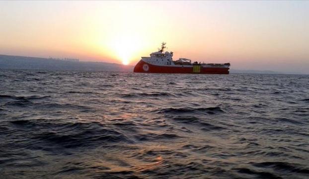 Barbaros Hayreddin Paşa sismik araştırma gemisi, Doğu Akdenizdeki çalışmalarını sürdürecek
