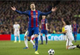 Barcelona rövanşı aldı, PSG'yi farklı yendi! 6-1