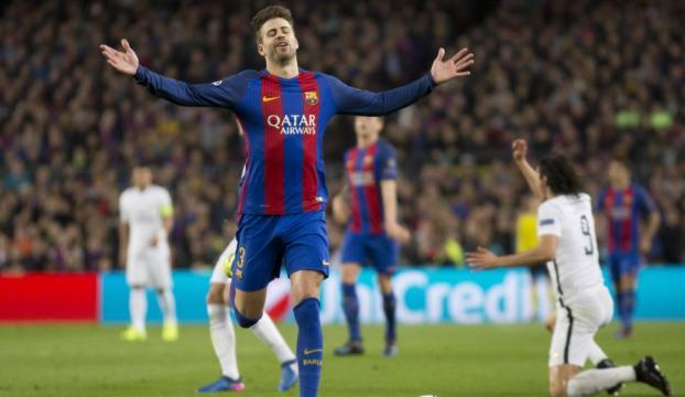 Barcelona rövanşı aldı, PSGyi farklı yendi! 6-1