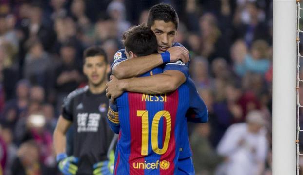 Barcelona zirvenin peşinde!