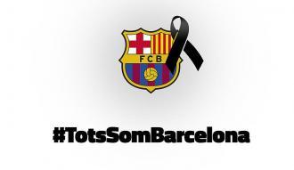 Barcelona siyah bantla çıkacak