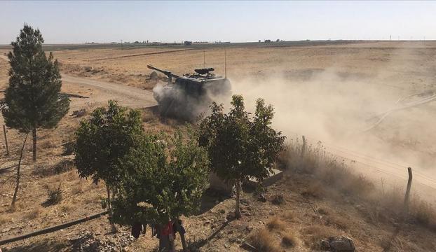 Barış Pınarı Harekatında etkisiz hale getirilen terörist sayısı 673 oldu