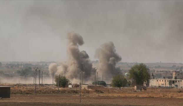 Barış Pınarı Harekatında etkisiz hale getirilen terörist sayısı 637 oldu