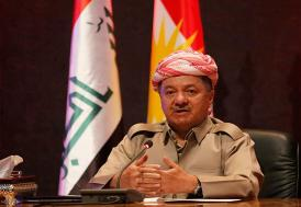 """IKBY Başbakanı Barzani: """"Türkiye'nin Sincar'daki hedefi PKK"""""""
